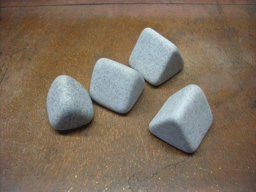 kamínky tvarované