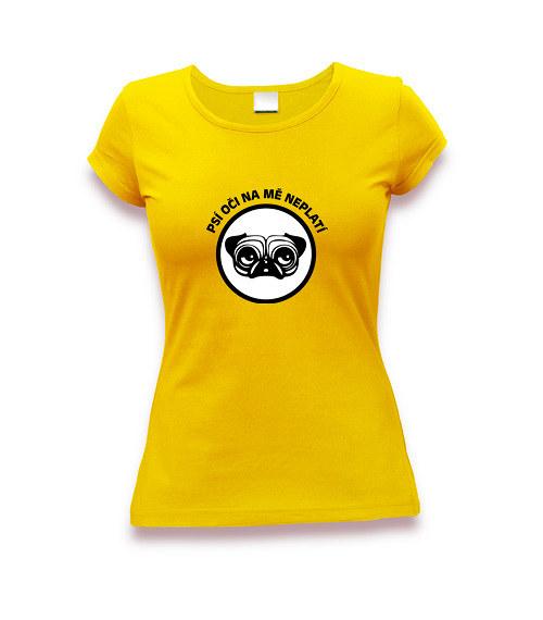 Zbytečné snažení - dámské tričko s potiskem