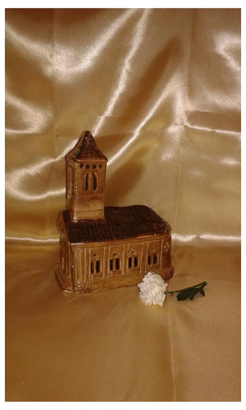 Kostel na svíčku
