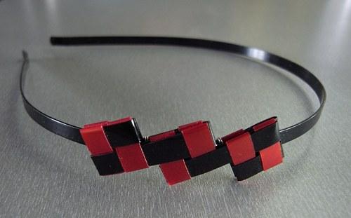 Čelenka Černo-Rud