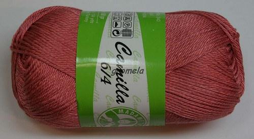 Camilla 5545 (vyrudlá)