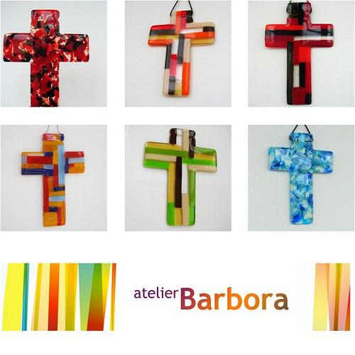 Skleněné kříže