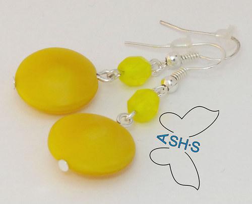 Žluté lentilky