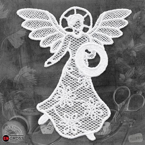 Andělský rok - Anděl měsíce Prosince