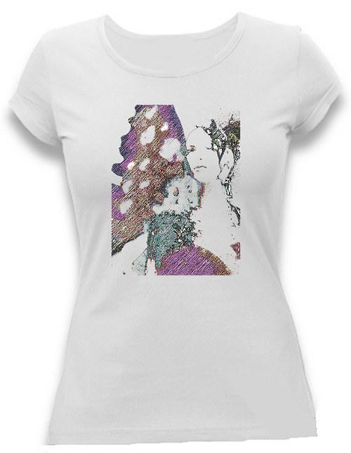 Dámské tričko ,,Motýlí´´