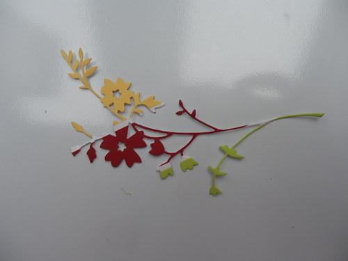 výsek -  květina