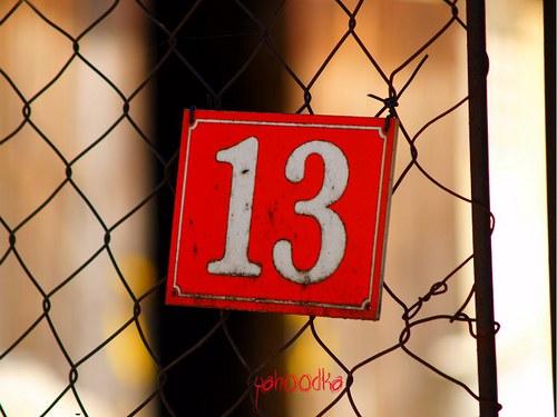 Šťastná 13