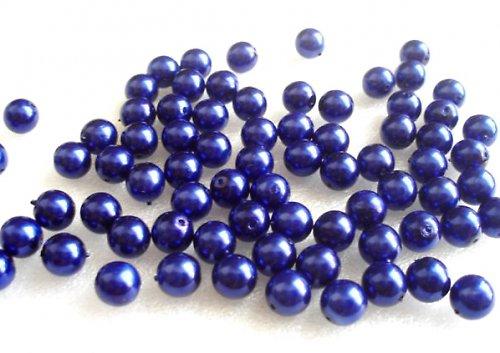 Vosk tmavě modrý 7mm