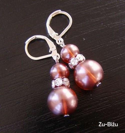 Hnedé perličky :)
