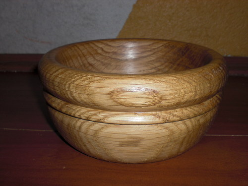 miska z dubu 4