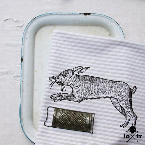 Utěrka - Zajíc