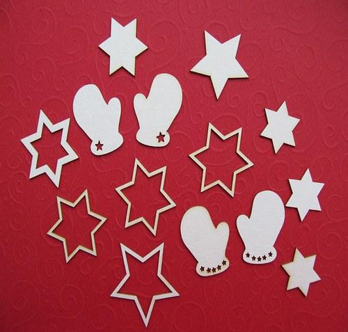 Hvězdičky a rukavice