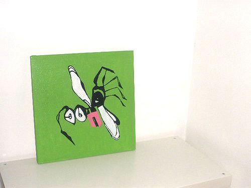 Šílená moucha - Crazy fly