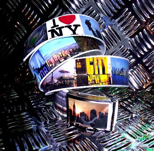 Opasek...New York ...