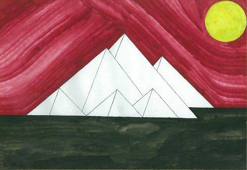 Pyramidy-plakát