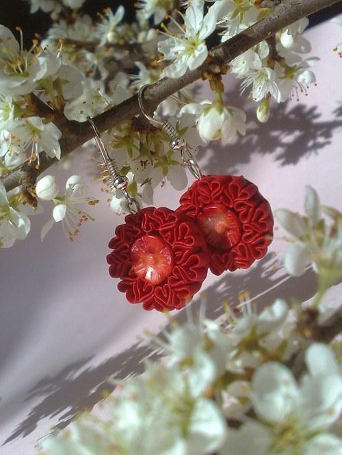 Korálové květinky:) Výprodej