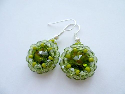 rivolky v zeleném