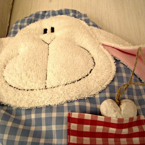 Nahřívací ovečka Tomášek