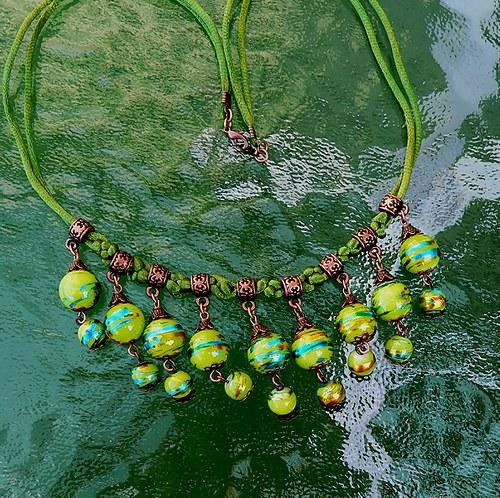 johanka 2 - náhrdelník