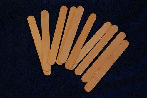 Dřevěné špachtličky