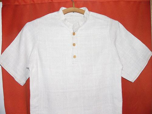 Pánská konopná košile JURAJ