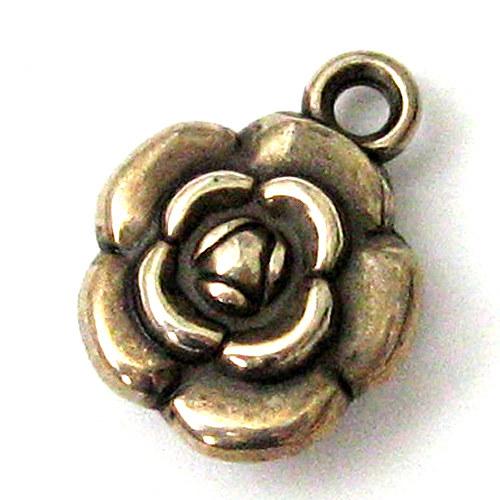 Květ velký bronzový