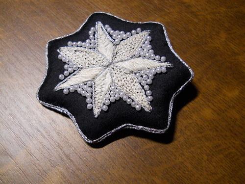 Bílá hvězda