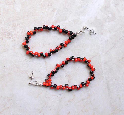 Černo-oranžovky
