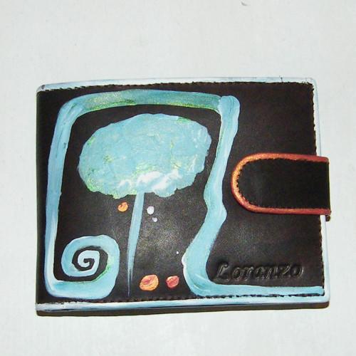 Života strom - peněženka
