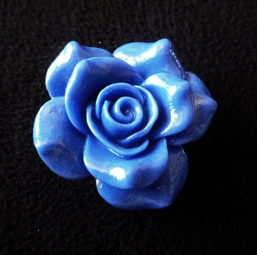 Růže 2-dírková