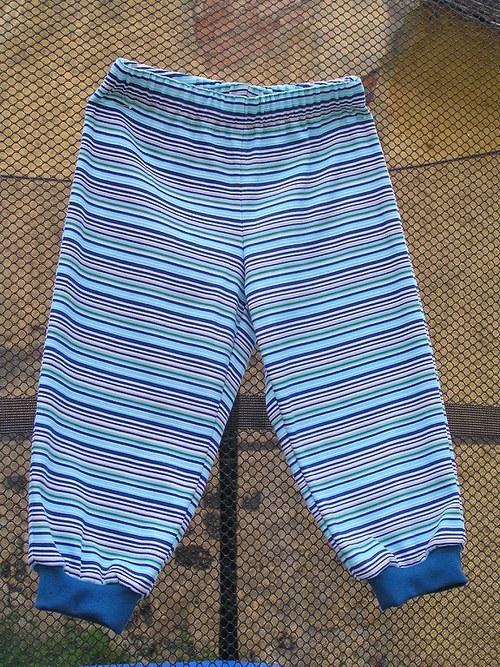 Dětské kalhotky-v.56-92
