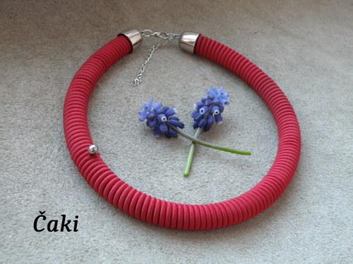 Jarní  touha.... náhrdelník