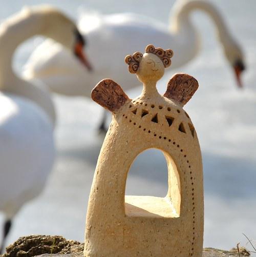 Andílek a labutí píseň