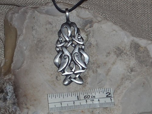 Přívěsek-Keltské volavky velké