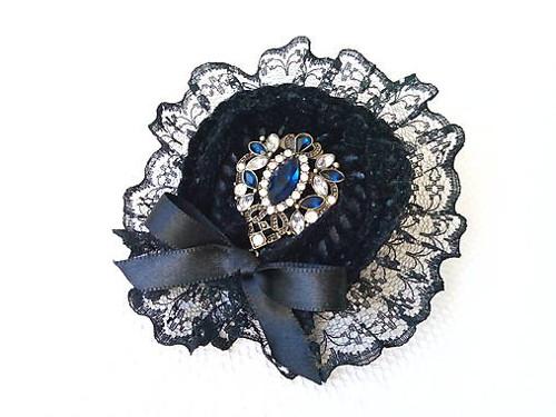 Black Victoria (brooch)