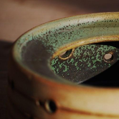 Ohříváček Rovný - Z mechu a kapradí