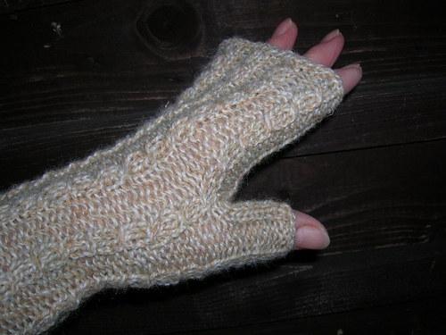 Návlečky na ruce