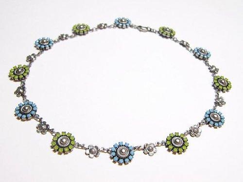 Štrasový náhrdelník  F70