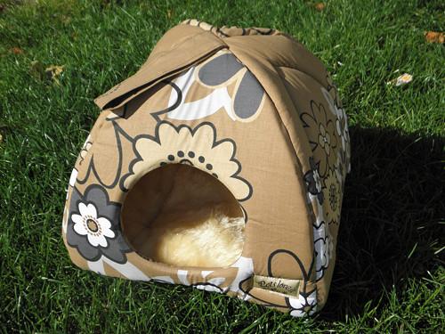 model-Pelíšek iglů malé sada s polštářkem bavlna