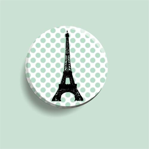 placka Paris, I love you!