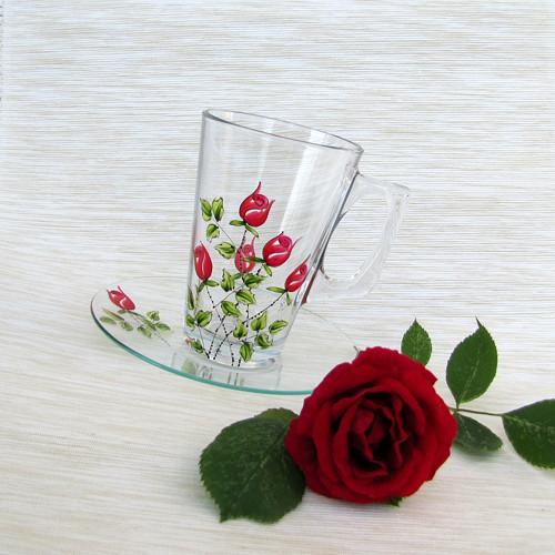 Růženčin hrníček