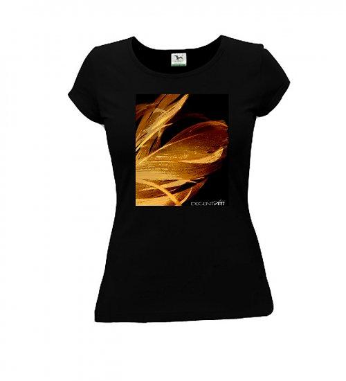 Dámské tričko ,,Peříčko´´