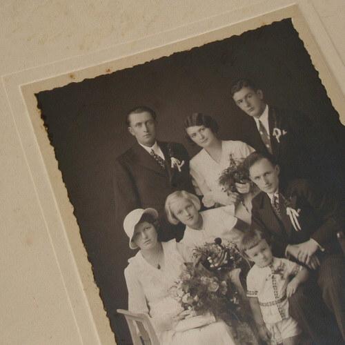 Svatební kabinetka -  č. 1380