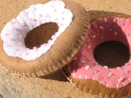 Donuty s polevou