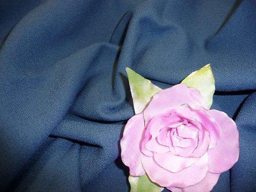 Žoržet středně modrý 70cm/150 cm š.