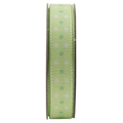 Stuhy puntíky zelené 1,5 m
