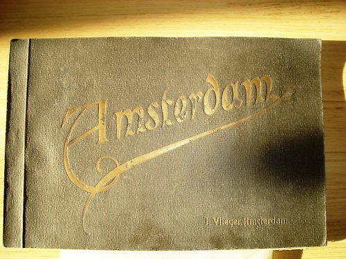 Amsterdam ! J. Vlieger /1900 - 1920/