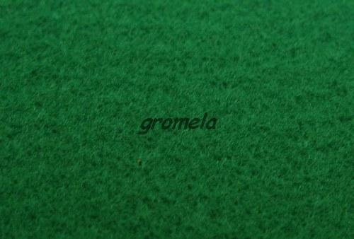 Tmavě zelený filc 1,5 mm - 107