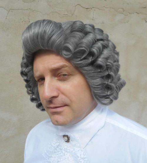Johann - pánská barokní paruka