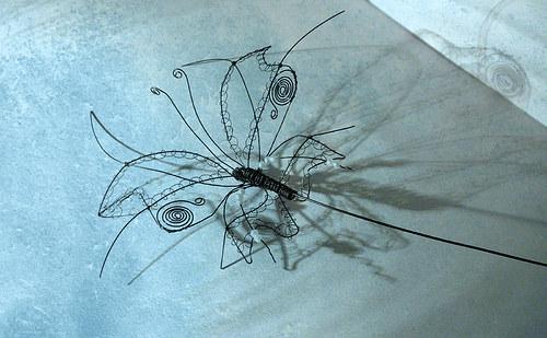 Motýl zápich